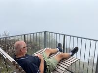 Blick in den Nebel