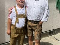 Werner und Gerald