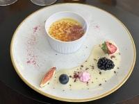 Dessert Creme Brulet