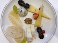 Dessert Käseplatte