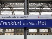 2021 08 04 Frankfurt Ankunft am Hauptbahnhof
