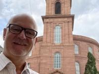 2021 08 04 Frankfurt Paulskirche aussen