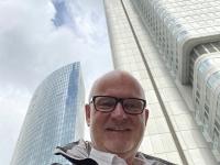 2021 08 04 Frankfurt Skyline