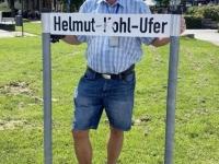 2021 08 05 Speyer Anlegen am Helmut Kohl Ufer