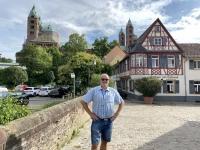 2021 08 05 Speyer Dom gleiches Foto wie 2008