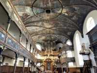 2021 08 05 Speyer Dreifaltigkeitskirche innen