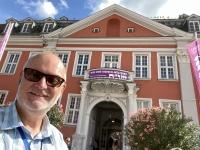 2021 08 05 Speyer Rathaus seit einer Woche zweites Unesco