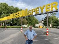 2021 08 05 Speyer Technik Museum von außen Eingang