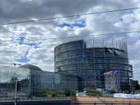 2021 08 06 Strassburg Europäisches Parlament
