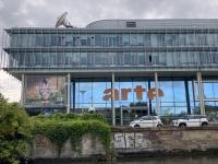 2021 08 06 Strassburg Kultursender für Deutschland und Frankreich