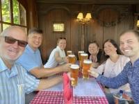2021 08 06 Strassburg Petit France Mittagessen
