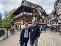 2021 08 06 Strassburg Petit France RL Thierry
