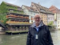 2021 08 06 Strassburg Petit France Unser Mittagsrestaurant