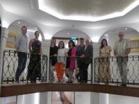 Gruppenfoto TIP-Teilnehmer