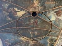 2021 08 05 Speyer Dreifaltigkeitskirche Gewölbe