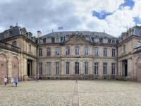 2021 08 06 Strassburg Palais Rohan Innenhof