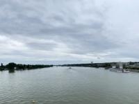 2021 08 07 Mainz auf der Rheinbrücke