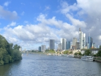 2021 08 08 Frankfurt auf Mainbrücke