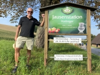 Hattinger Obermayr Jausenstation Schlüsslberg