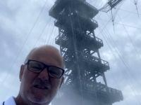 Nebel am Turm
