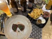 Steak geht immer