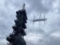 Turm mit Schiff wie im Vorjahr