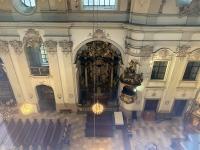 Ursulinenkirche innen