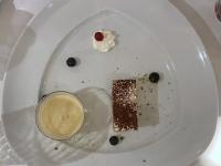 Dessert Tiramisu Pina Colada