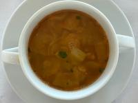 Suppe Caldo Gallego Kartoffelsuppe