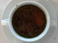 Suppe Waldpilzessenz Tomatenspätzli