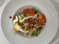 VS Chef Salat mit Ranch Dressing