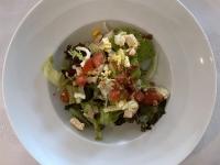 VS Cobb Salat und Rotwein Vinaigrette