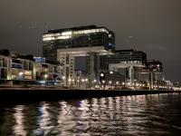 2021 08 18 Moderne Gebäude in Köln
