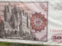 2021 08 19 Burg Eltz auf alten 500 Mark Schein