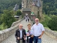 2021 08 19 Burg Eltz mit Fam Mayer aus Peuerbach
