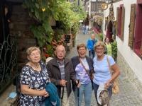 2021 08 19 Rüdesheim Fam Mayer aus Peuerbach