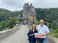 2021 08 19 Zugang zur Burg Eltz