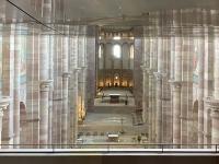2021 08 20 Speyer Dom Blick vom Kaisersaal in den Dom
