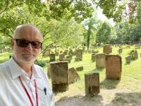 2021 08 20 Worms Jüdischer Friedhof Unesco seit 2 Jahren