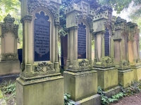 2021 08 20 Worms Jüdischer Friedhof