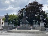 2021 08 20 Worms Luther Denkmal Weltgrößtes Denkmal der Reformation