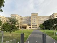 2021 08 21 Frankfurt ehemaliges US Hauptquartier für Europa