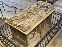2021 08 23 Bamberg Dom Grab von Kunigunde und Heinrich