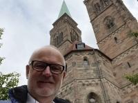 2021 08 24 Nürnberg Sebalduskirche aussen