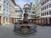 2021 08 21 Frankfurt Neue Altstadt Hühnermarkt
