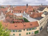 2021 08 23 Bamberg Blick vom Rosengarten