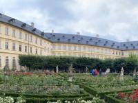 2021 08 23 Bamberg Neue Residenz Rosengarten