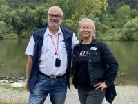 2021 08 22 Würzburg Fluss KF RLin Sandra