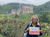 2021 08 19 Burg Eltz mit Dagmar Reisewelt on Tour