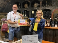 2021 08 19 Rüdesheim Weinprobe Reisewelt on Tour